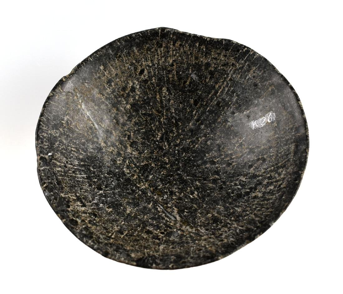 "6 1/4"" Reproduction Steatite Bowl - 2"