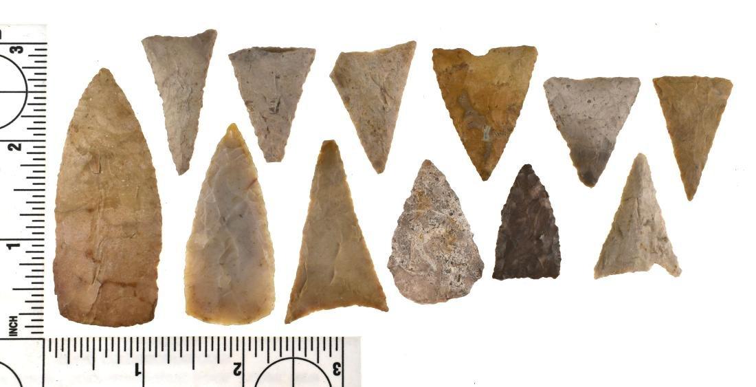 12 Nice Ohio Triangles