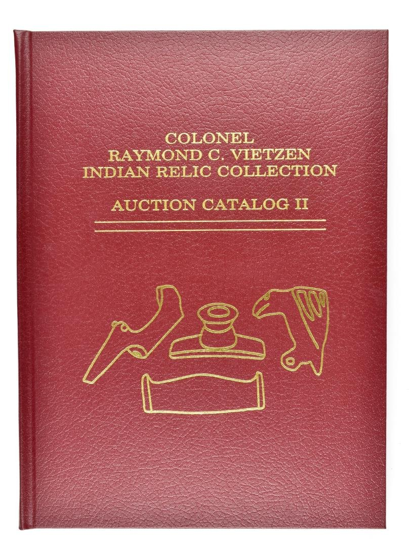 Colonel Vietzen Auction Catalog Vol 2.