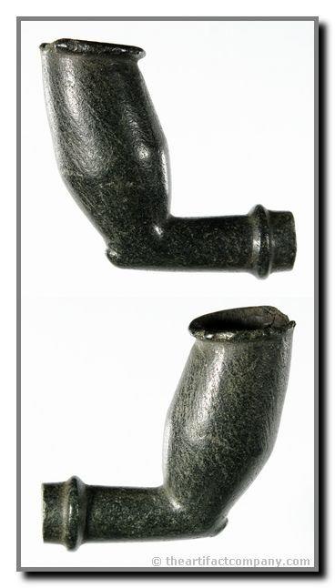 "014: 2 1/4"" Steatite Pipe"
