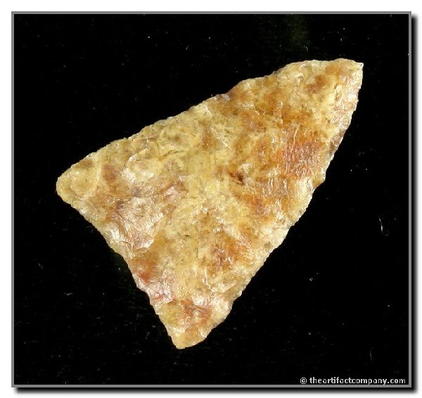 "114: 1 5/16"" Cottonwood Triangle"