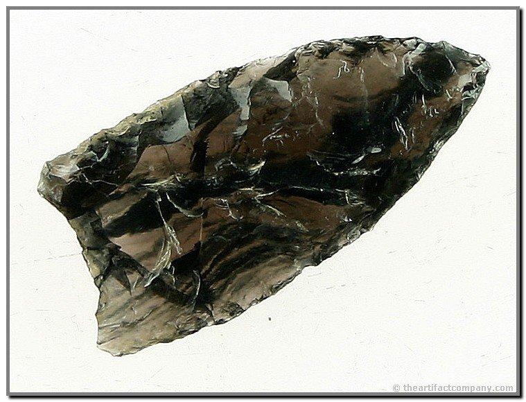 "006: 1 1/2"" Black Rock Concave - Jackson COA"