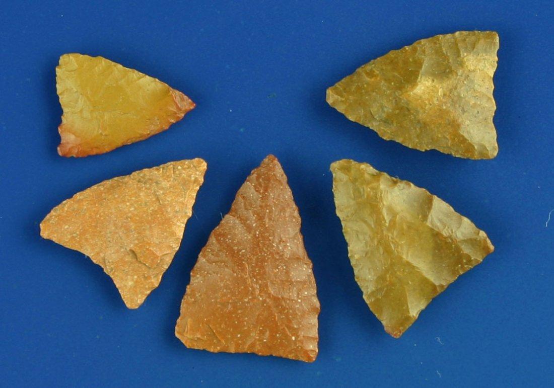 90: 5 Excellent Jasper Plains Triangles