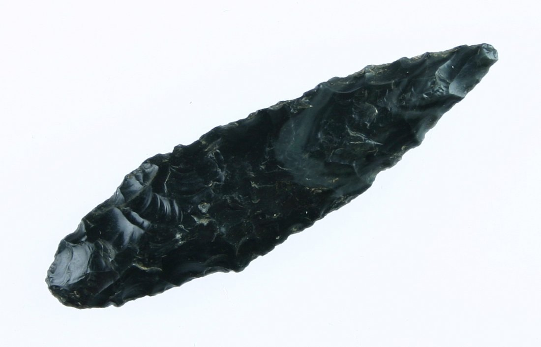 "4: 2 1/8"" Obsidian Parman"