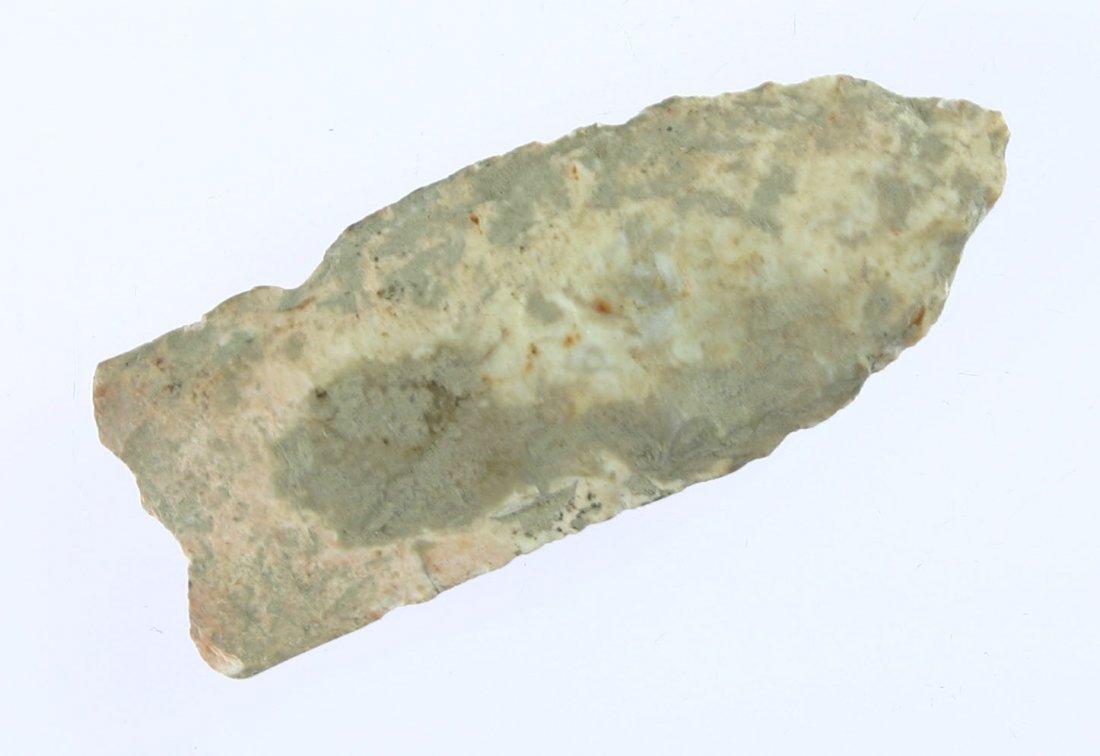 "20: 2 9/16"" Unfluted Clovis"