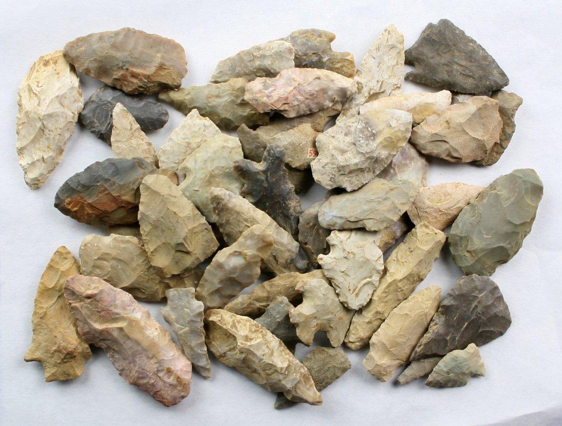 Dealer/display Lot - 50 Kentucky Arrowheads