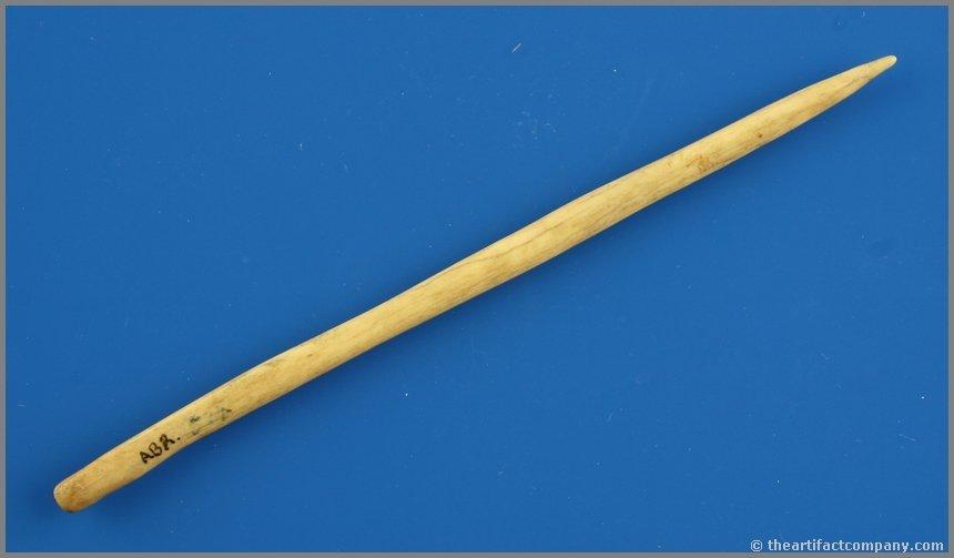 "5 7/8"" Bone Needle"