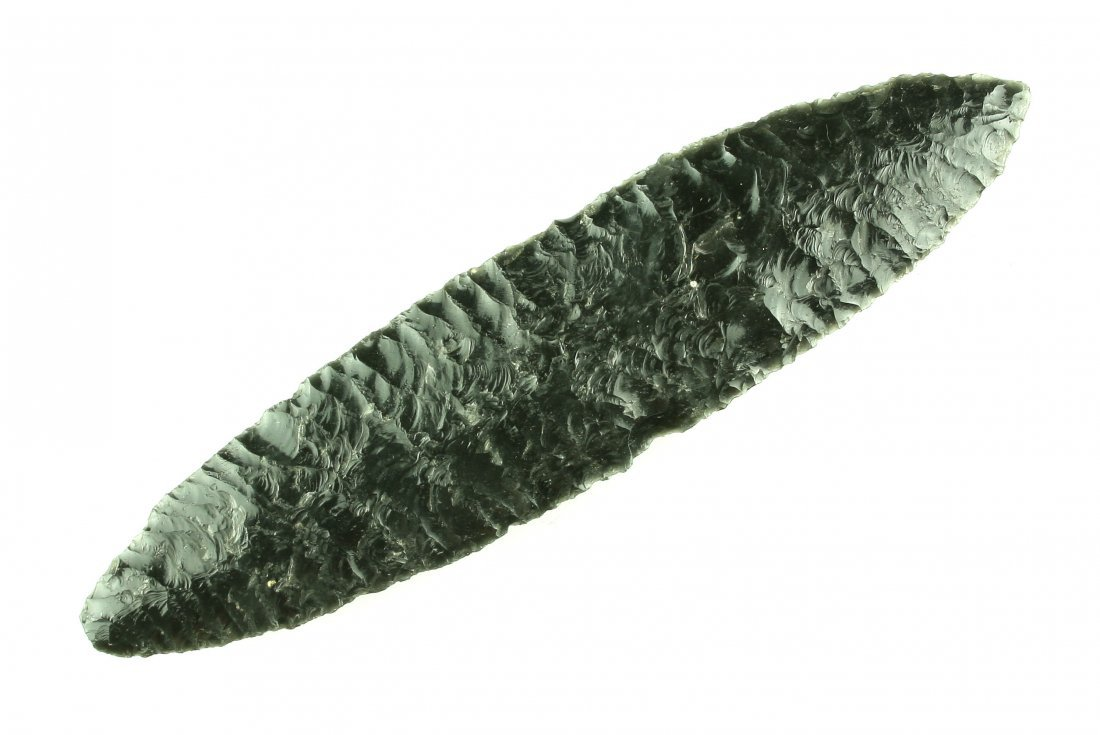 "8 1/2"" Bipointed California Dance Blade"
