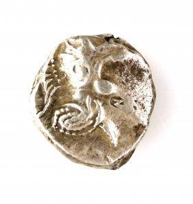 Ancient Greek Tetradrachm - Athena 400bc