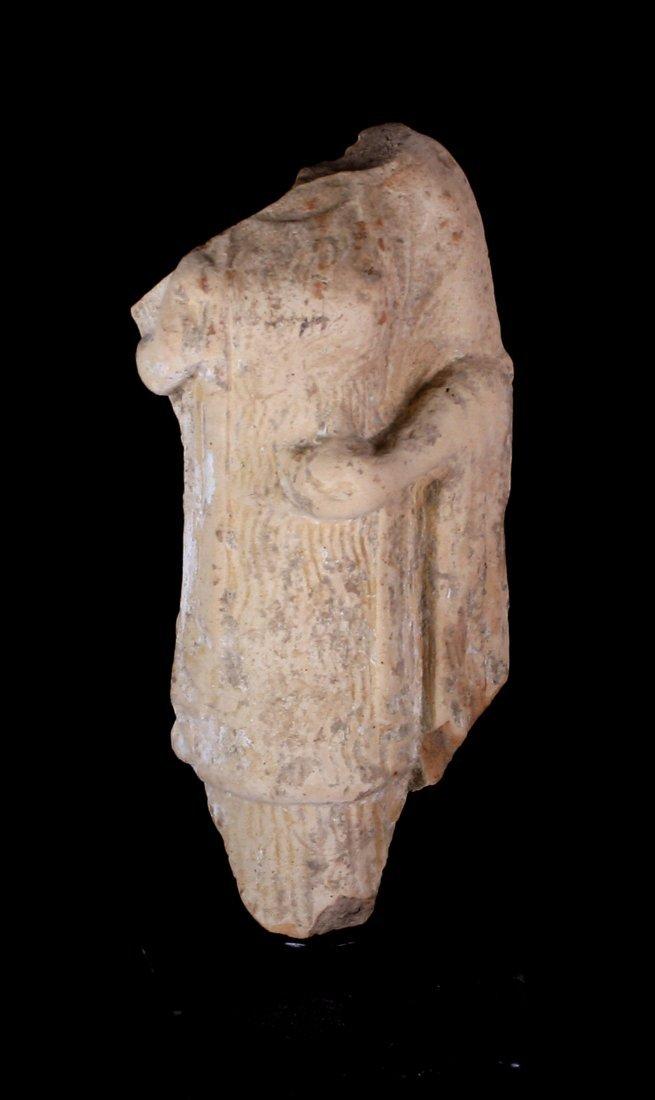 Roman Terracotta Figural Torso