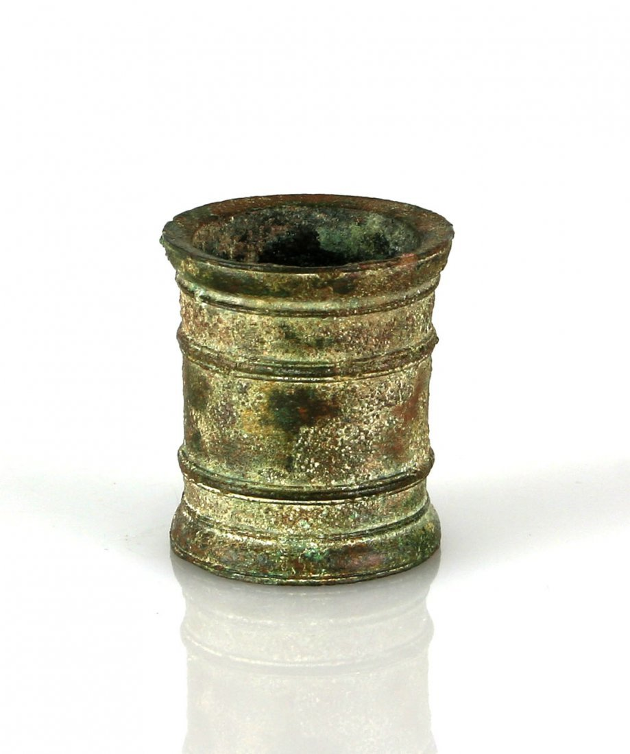 "1 7/16"" Roman Bronze Chariot Fitting - 2"