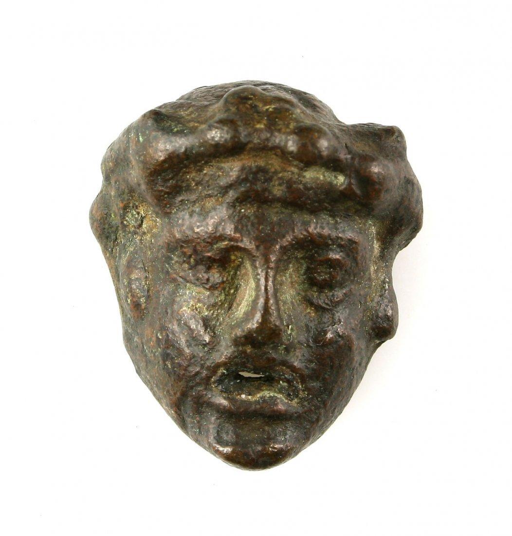 "1 5/8"" Roman Bronze Face"
