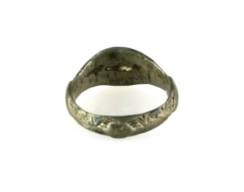 Ancient Roman Silver Ring - 3
