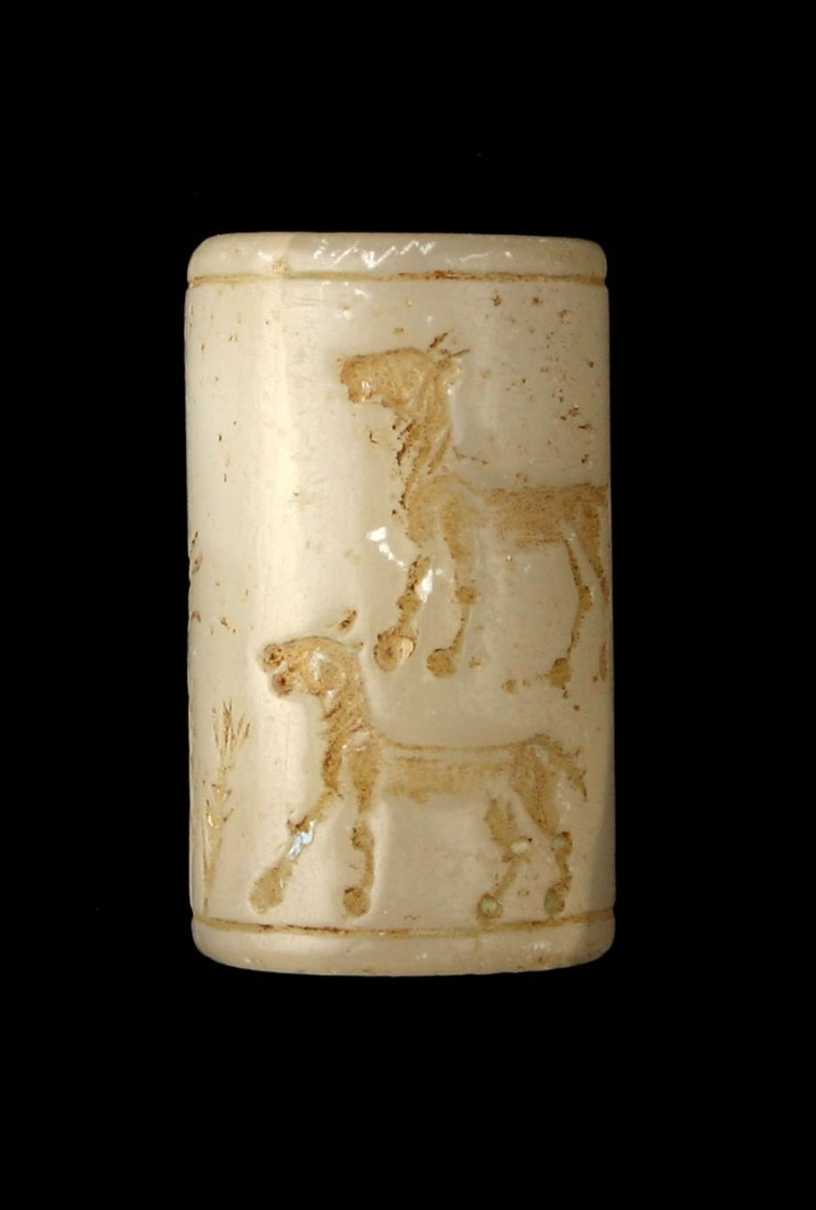 "1 3/16"" Western Asiatic Cylinder Seal"