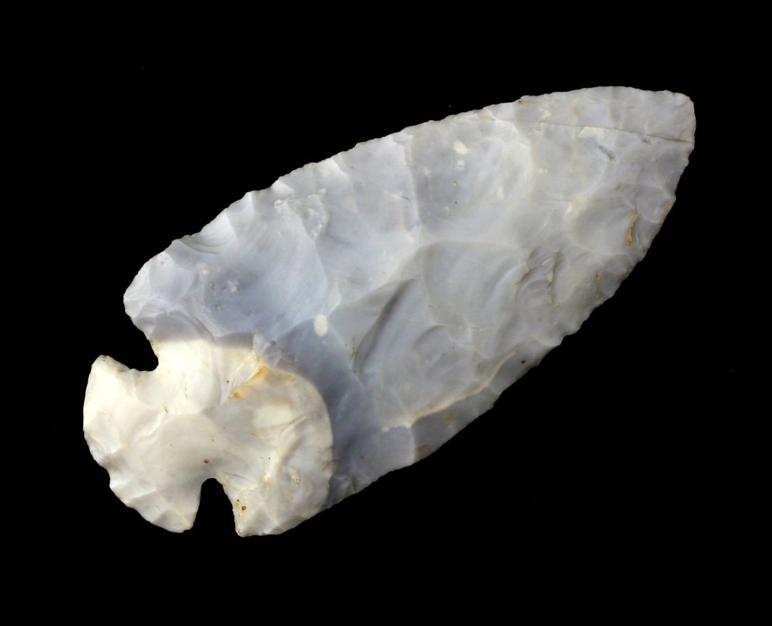 "Translucent 3 5/16"" Flint Ridge Dovetail - 2 COA's"