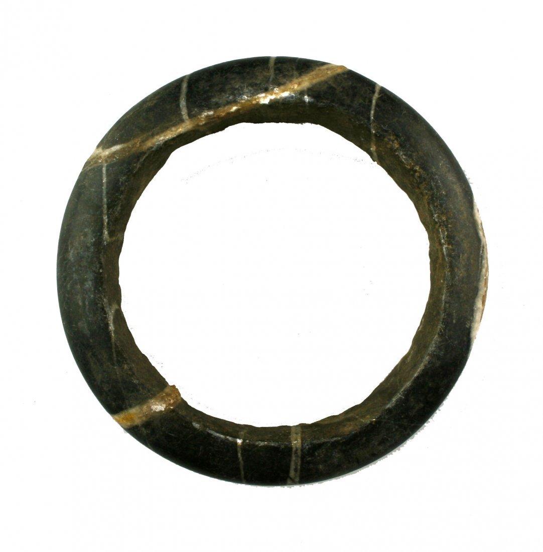 "3 7/8"" Neolithic Diorite Bracelet"