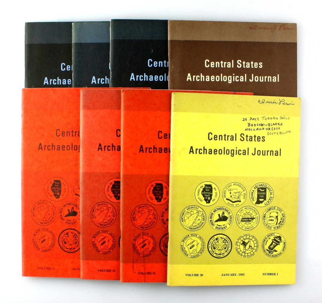 8 1980's Central States Journals