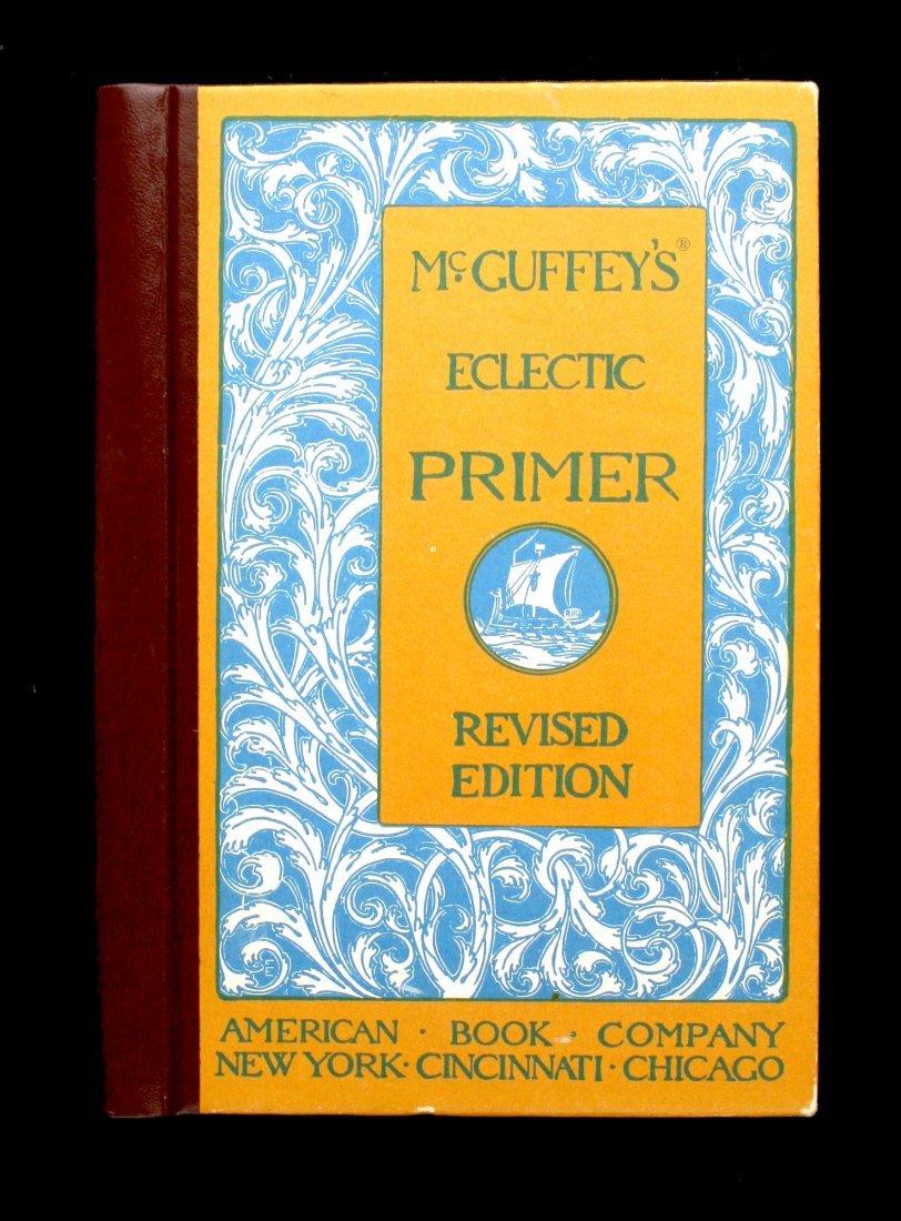 McGuffey's Eclectic Primer - Reprint
