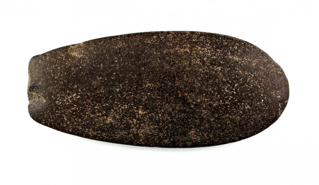 "6 1/4"" Quartzite Gorget Preform"