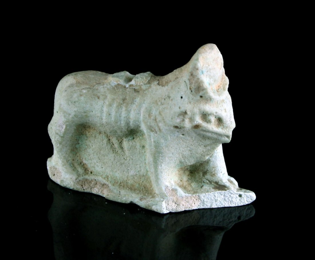 45mm Egyptian Faience of Khnum
