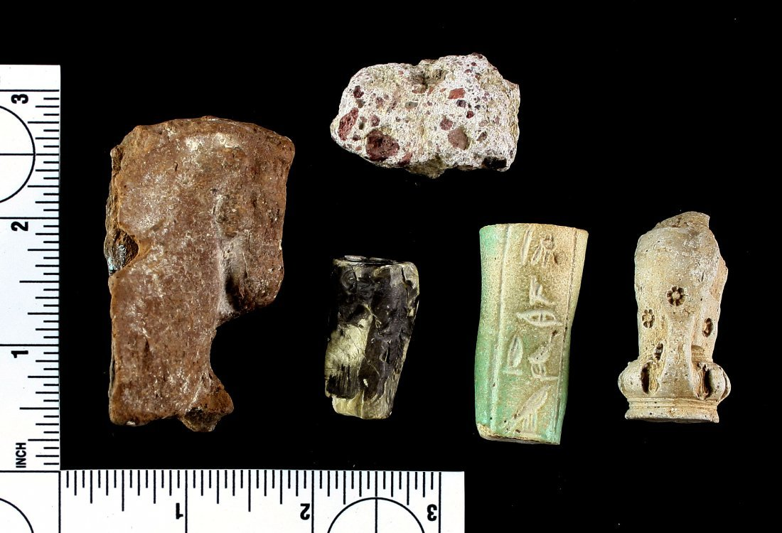 5 Fragmentary Classical Artifacts