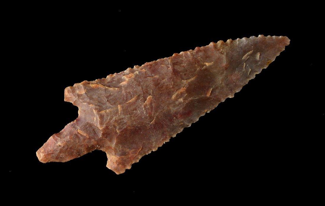 """3 1/8"""" Neolithic Arrowhead"""