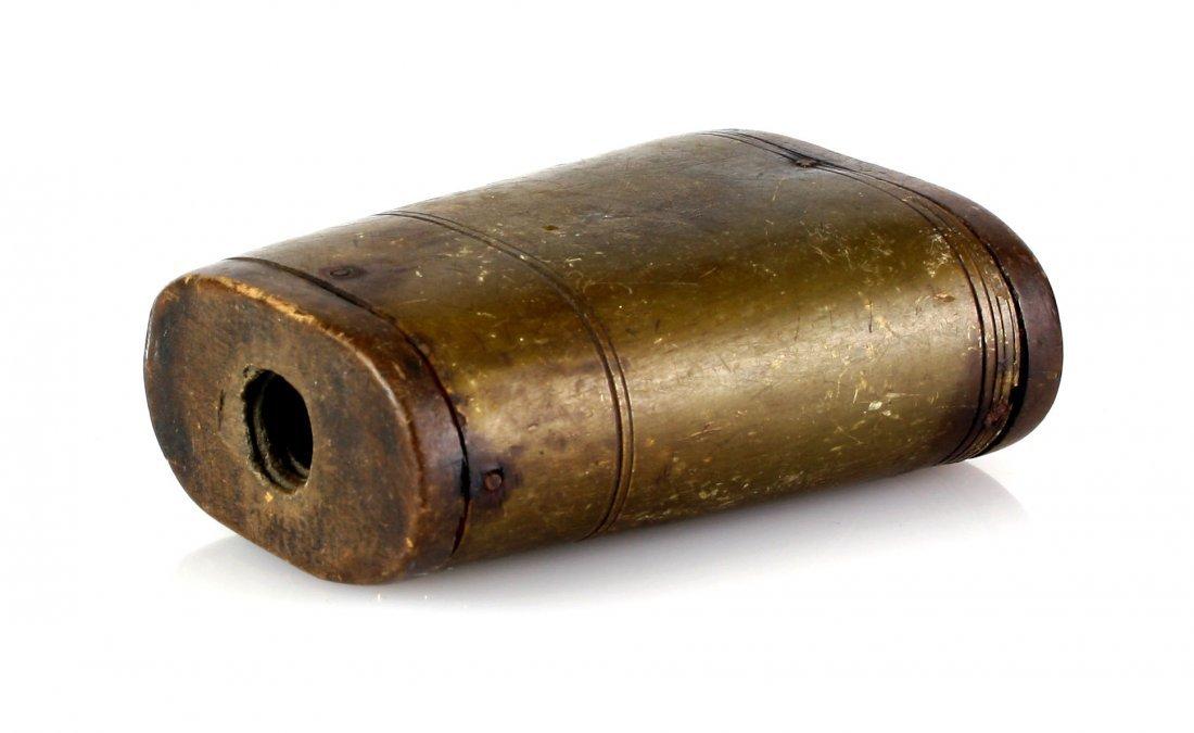 """3 11/16"""" Shot Horn - 4"""