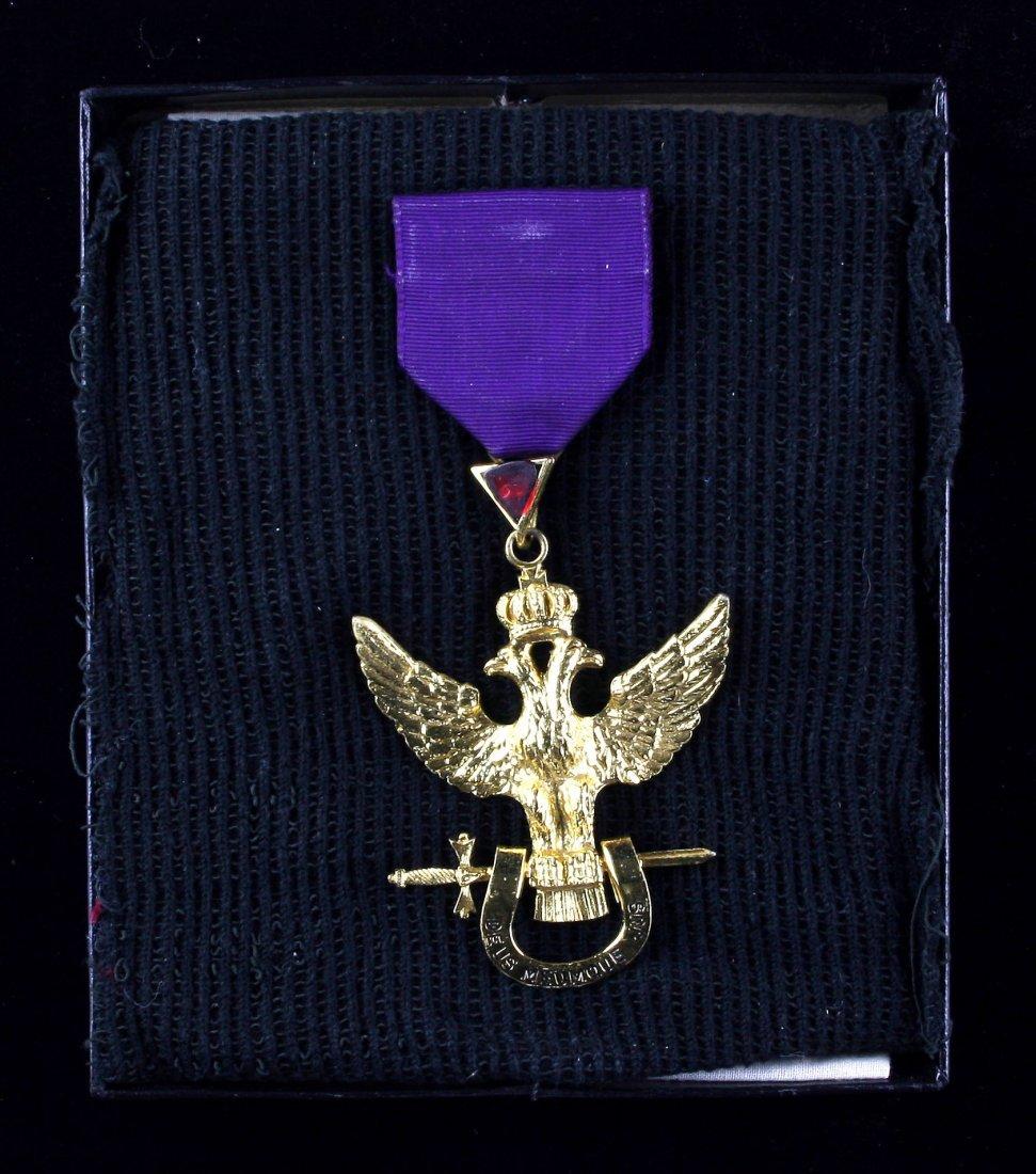 Masonic Medal