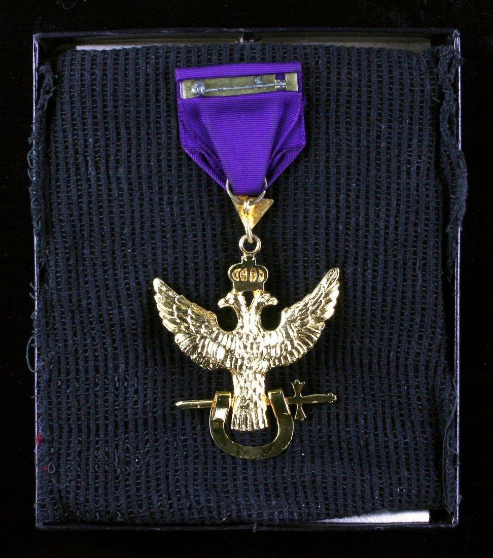Masonic Medal - 2