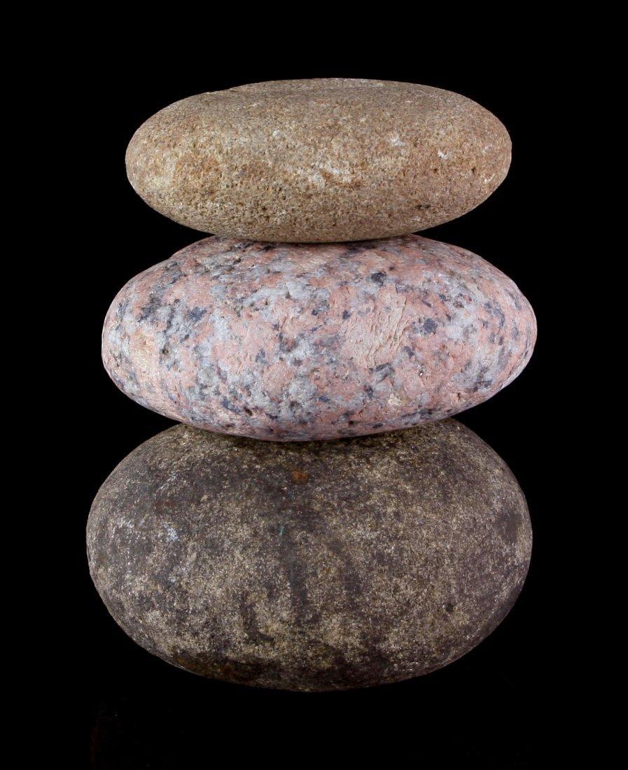 3 Nutting Stones
