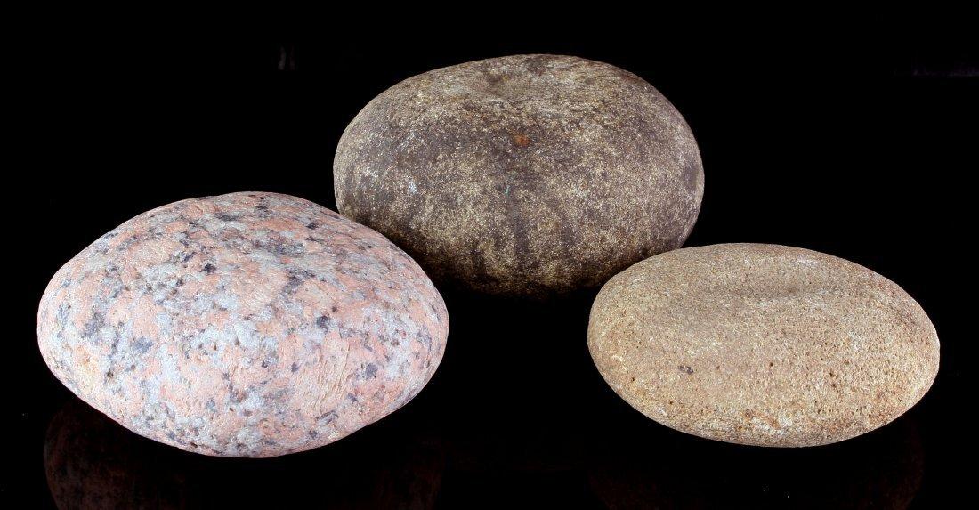3 Nutting Stones - 2