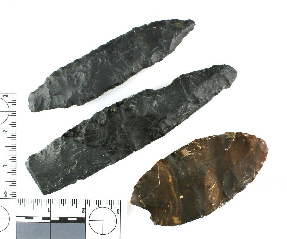 3 Large Oregon Blades