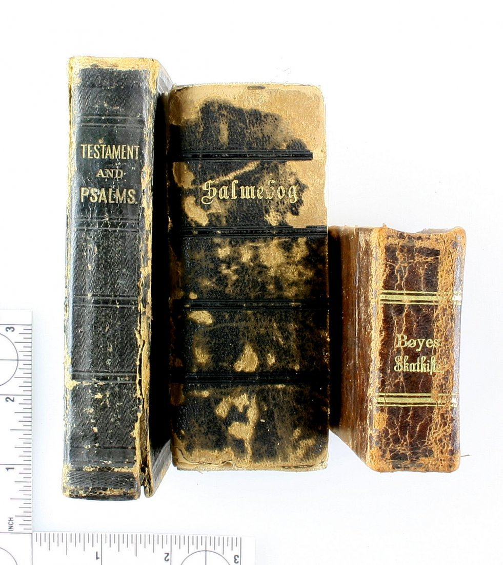 1800's Religious Books