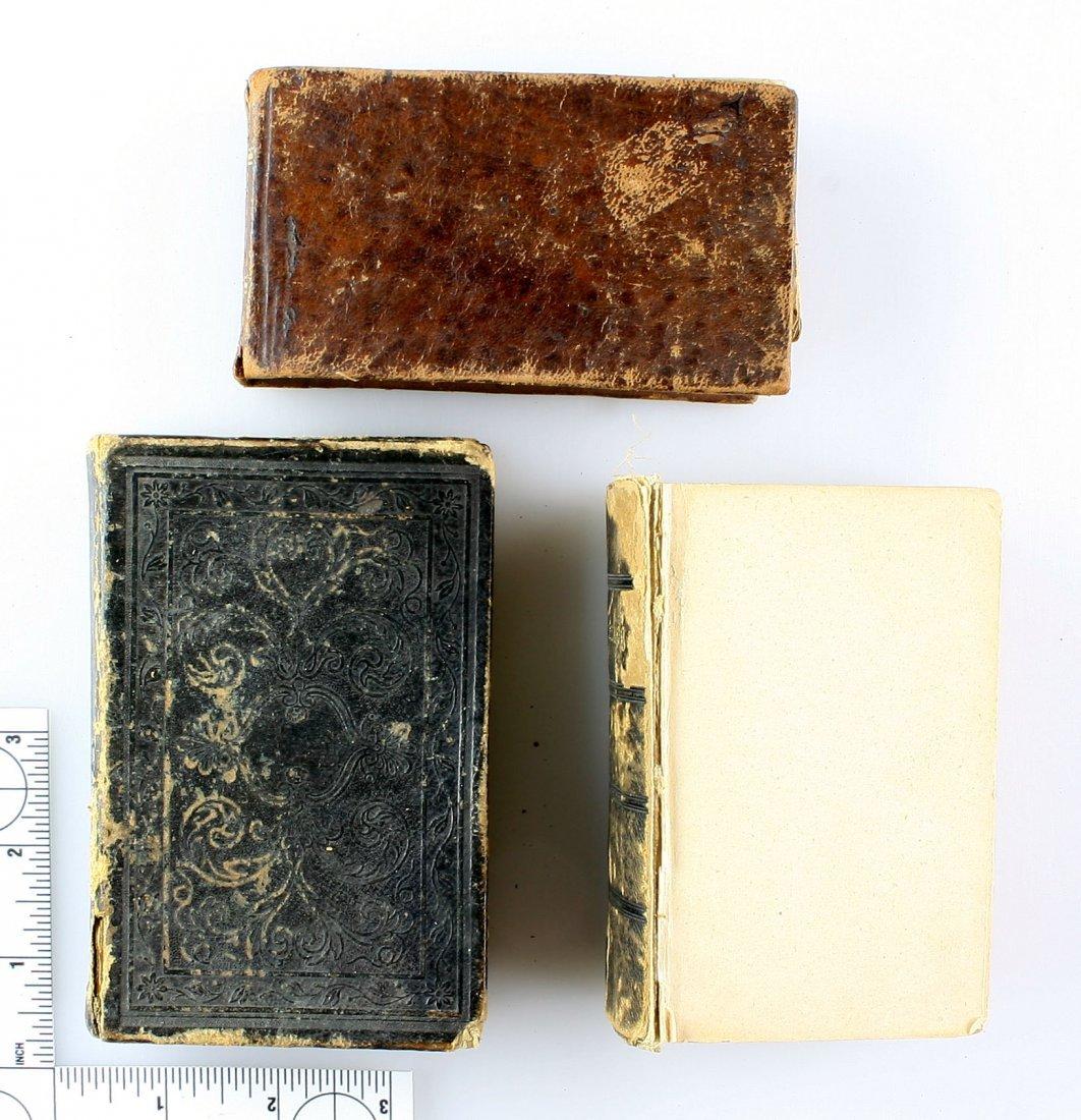 1800's Religious Books - 2