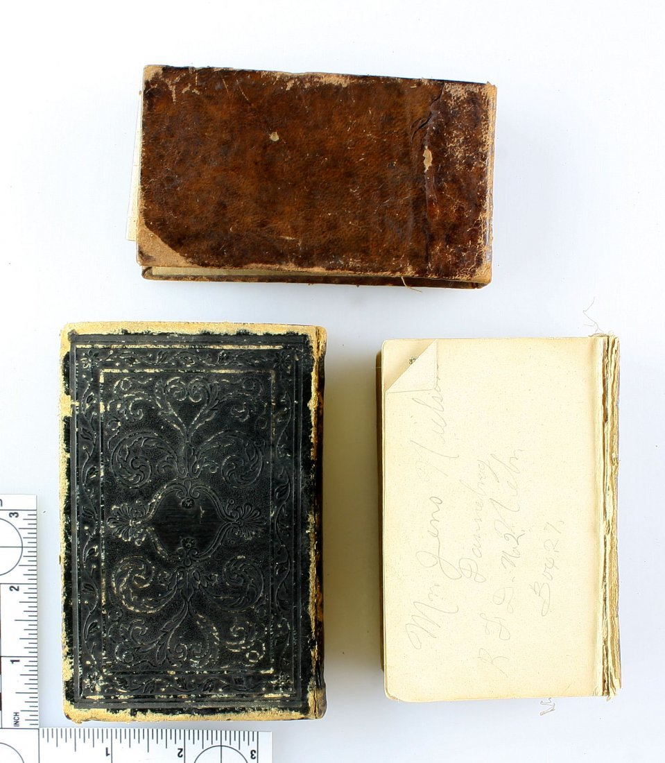 1800's Religious Books - 3