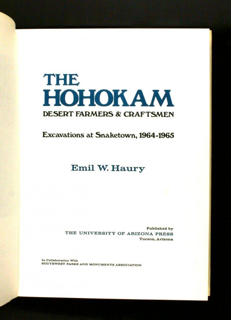 The Hohokam - Emil Haury - 2
