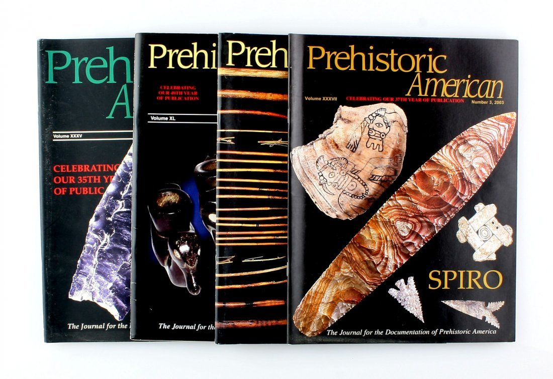 4 Special Edition Prehistoric Americans