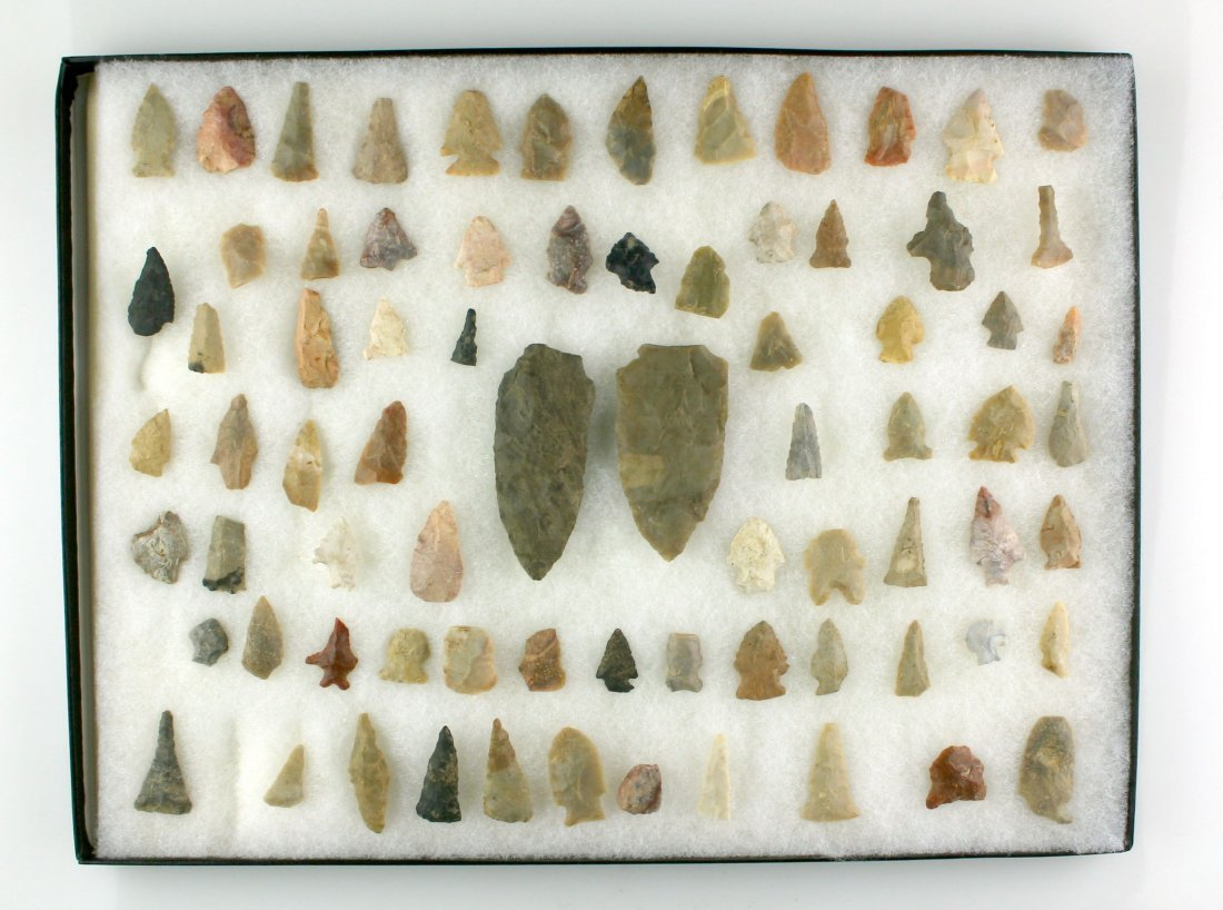 75 Eastern Kentucky Arrowheads
