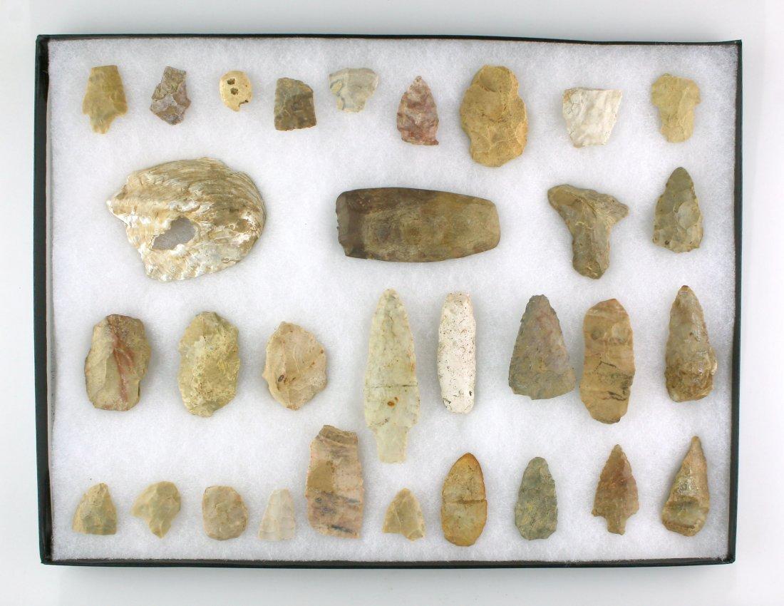 31 Eastern Kentucky Artifacts