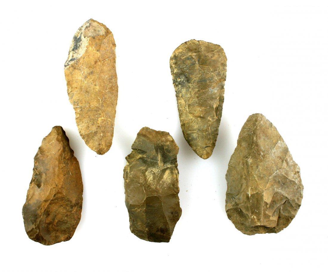 5 Tennessee Flint Celts