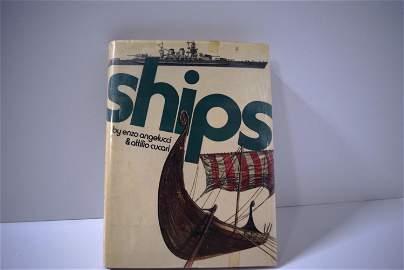 Ships by Enzo Algelucci & Attilio Cucari published 1977
