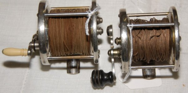 2: 2 X 4 Brothers Capital reels in good condition.
