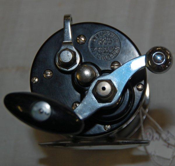 13: Pflueger Interocean Mod. No. 1885 in good condition