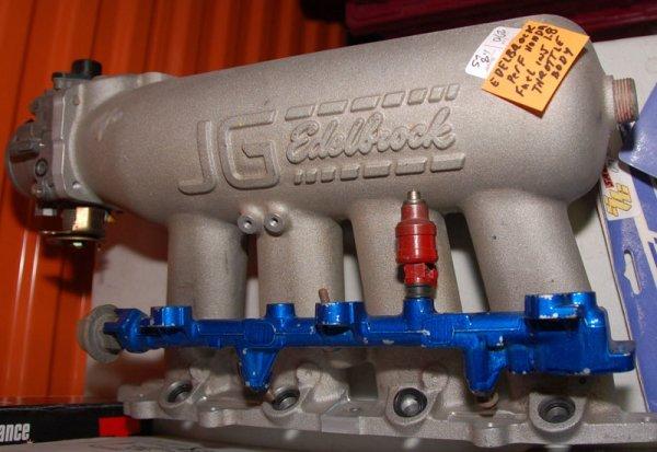 Edelbrock Honda 1.8 Perf Fuel Injected Throttle Body