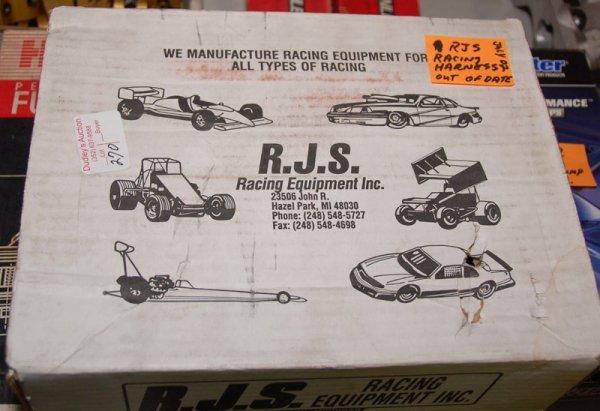 RJS Racing equipment: July 02 (OOD) Racing Harness, SFI