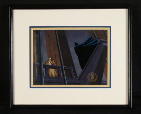 Batman The Animated Series Animation Production Cel