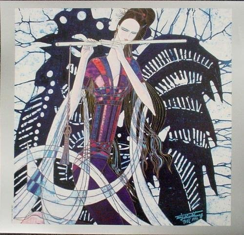 Ting Shao Kuang Yunnan School DAWN Art Print