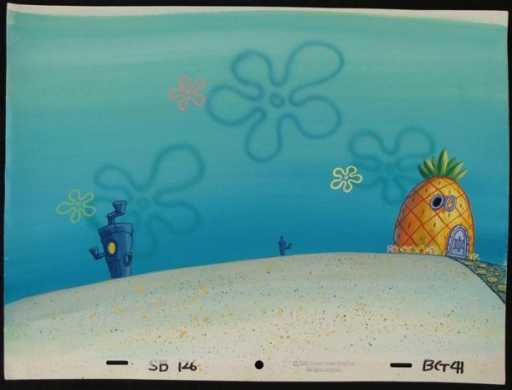 Hand Painted Furniture Beach