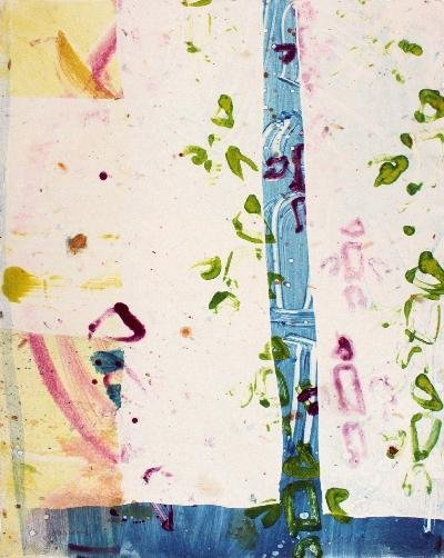 Signed 1982 Royce Causeway Mixed Media