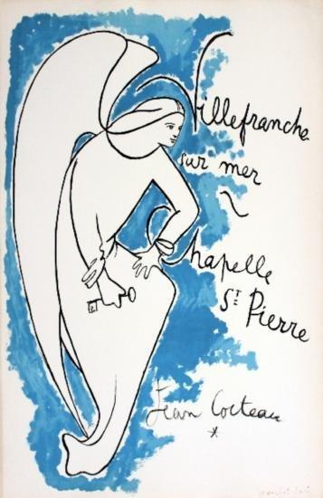 Cocteau Villefranche Sur Mer Chapelle St Pierre Mourlo